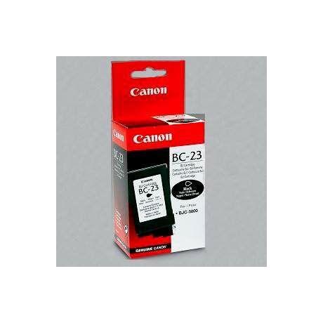 Canon BC-23 fekete eredeti tintapatron