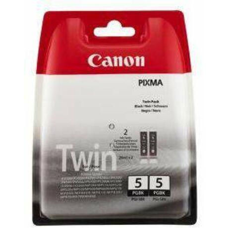 Canon PGI-5B fekete eredeti tintapatron duplacsomag