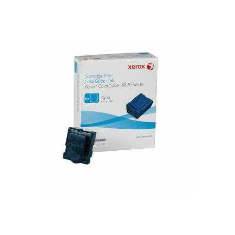Xerox ColorQube 8870 [108R00958] kék eredeti szilárd tinta