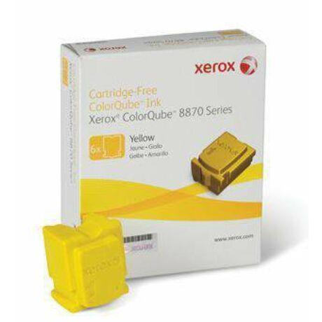 Xerox ColorQube 8870 [108R00960] sárga eredeti szilárd tinta